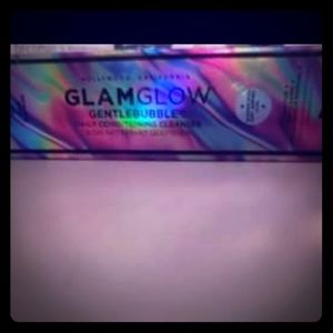 glam glow Makeup - Glam glow face